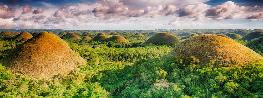 Chocolate Hills! Know the True Secrets Behind Bizzare Hill in the Philippines Named after Chocolate