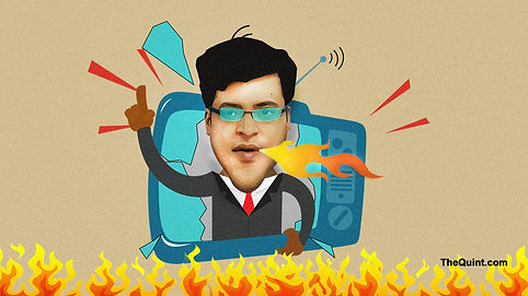 Nation Wants to Laugh at the Hillarious Conversation Between Arnab Goswami and a Wrong Number