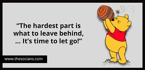 10 most inspiring quotes by Winnie the Pooh