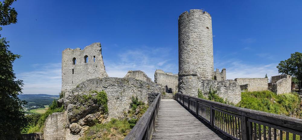 Burg Wolfsegg Haunted