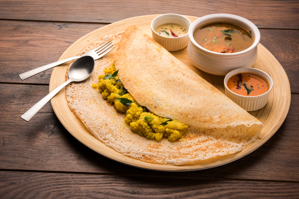Origin of Masala Dosa: Know How From a Sin Accompanied by a Bad Habit to Delicious South Indian Food