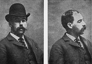 H. H. Holmes: First Serial Killer In American History, Who Built A Castle To Commit Heinous Crimes!