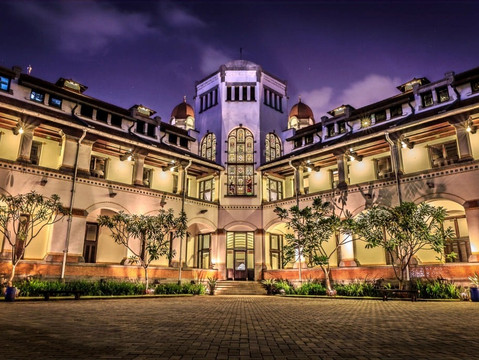 Lawang Sewu: Most Haunted Place of Indonesia, Reputed as Home to Unhappy Dead Ghosts!
