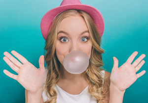 Chewing gum banned
