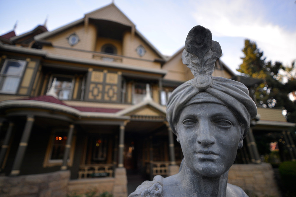 House Constructed to Deceive Ghost! Winchester Mystery House: The Secret Behind Bizarre Construction