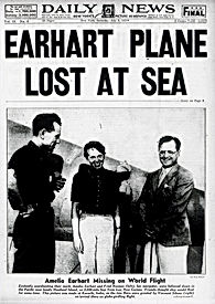 Biggest Mystery of Aviation: Disappearance Of The Aviator, Amelia Earhart Left Everyone in Shock!