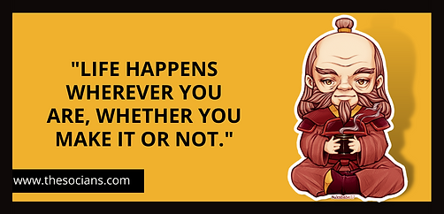 20 Best Uncle Iroh Quotes for When Your Spirit feels Low