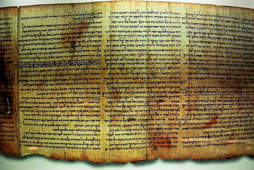 Treasures of Dead Sea Copper Scrolls - 200 Years old Treasure Map of Hidden Lost Temple Discovered!