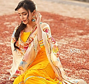 Top 10 Stunning Sardarni's that Can Blow Your Mind in Their Traditional Outfits of 2019