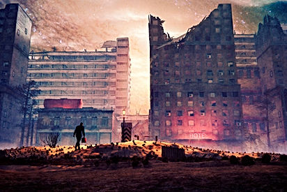 Abandoned cities under the shroud of mystery for centuries