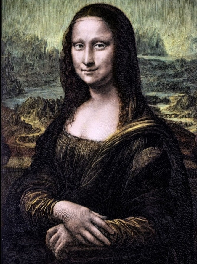 Why have paintings been watching us for centuries?