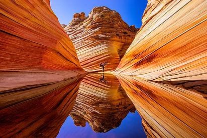 The Wave: Explore Arizona's Hidden Treasure Box Rippling Yet Frozen Sand Dunes