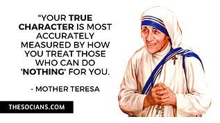 Mother Teresa: Best 20 Quotes For You