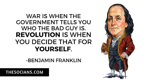 Benjamin Franklin: Best 21 Quotes For You