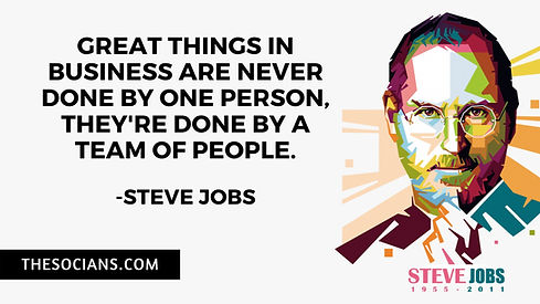 Steve Jobs: Best 30 Quotes For You