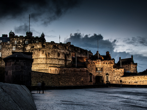 Edinburg Castle: A Castle with a Glorious History and a Haunted Mystery