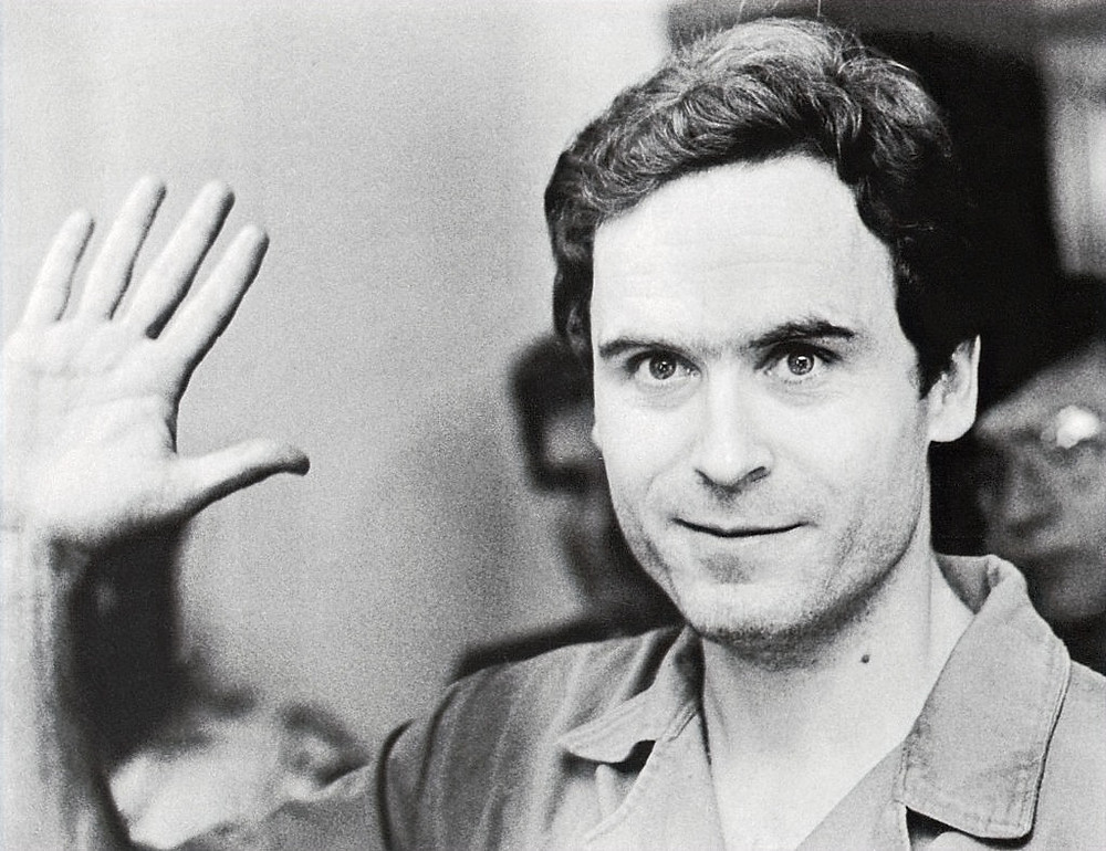 Ted Bundy: Most Famous Serial Killer Famous For Kidnappings, Murders, & Rapes Of Young Girl & Women