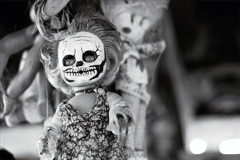 The Island of Dolls