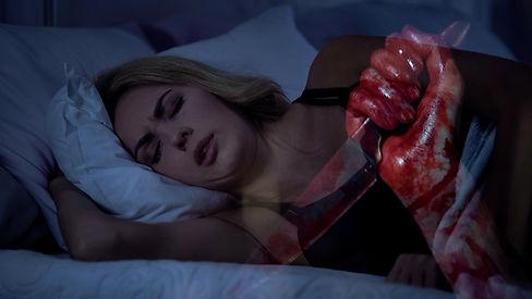 Sleeping with a Knife, Instead of a Wife: A Common Practise to Keep Knife Underneath Pillow