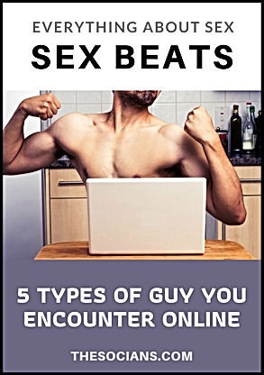 Article Journal 8 5 Types Of Guy You Encounter Online