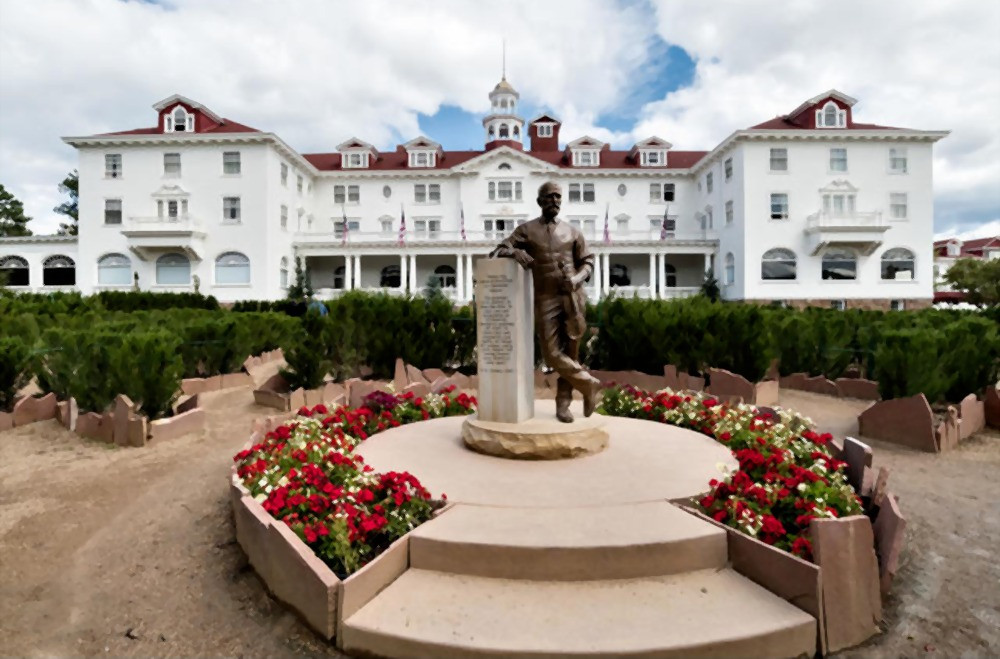 Haunted Stanley Hotel: The Most Haunted Room 217 where Spirit of Elizabeth is still present!