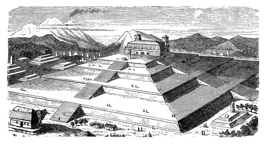 The world's largest pyramid is not in Egypt? Myth busted.