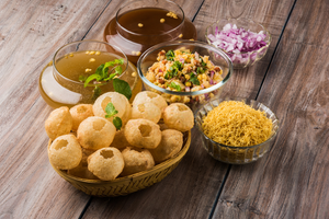 History of Mouthwatering Pani Puri: Tale of Magadhan Kingdom and Mahabharata to an absolute delicacy