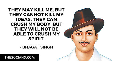 Bhagat Singh: Best 20 Quotes For You