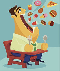 10 Foods You Must Avoid During Obesity And All The 'why?'