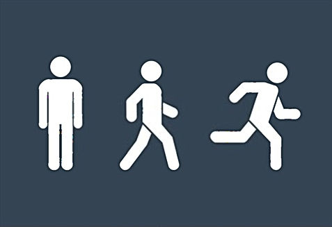 Why Arms are Straight While Walking But Bent While Running? Ancestral Behaviour or Scientific Reason