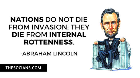 Abraham Lincoln: Best 23 Quotes For You