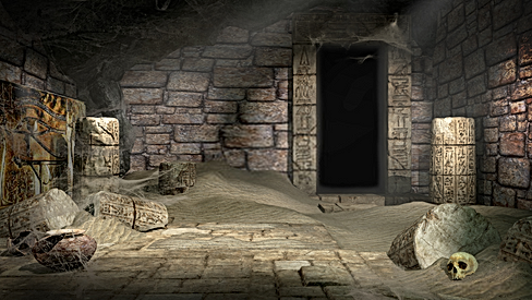 The Tomb of Cleopatra: History's Ill-Fated Love Story of Mark Antony and Cleopatra.