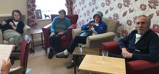 Elderly Day Care Centre in Staffordshire