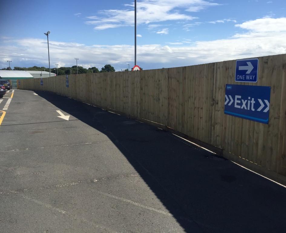 Perimeter Fencing in Birmingham