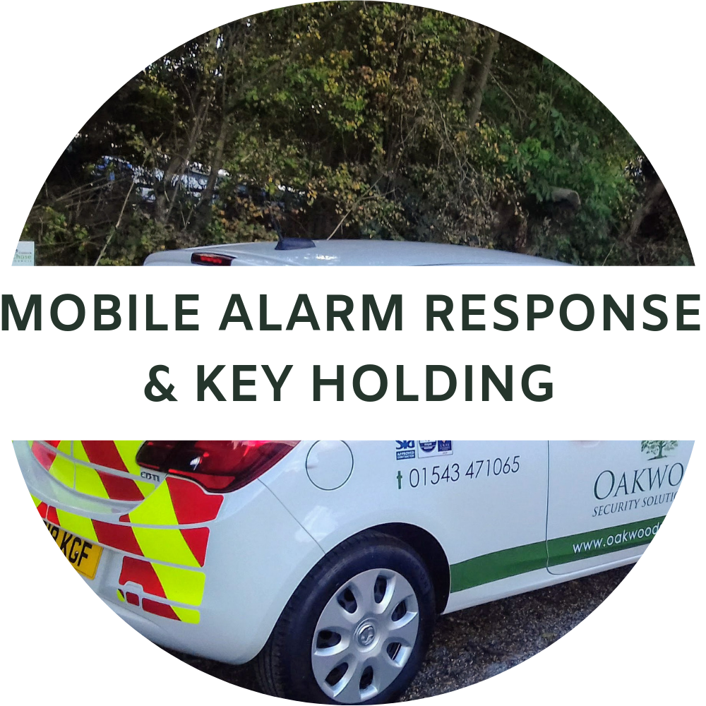 Mobile Alarm Response & Key Holding