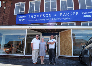 Thompson & Parkes to Open a Retail Shop in Stourport