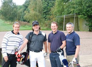 Golf Day 2008