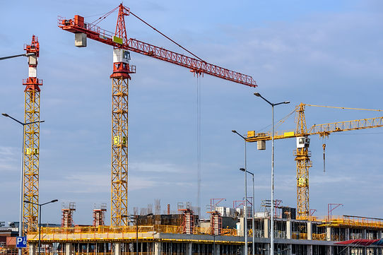 construction site we provide security for