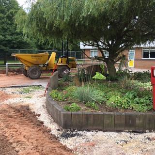 Installed ACO Drainage