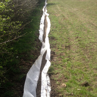 French Drainage Ditch