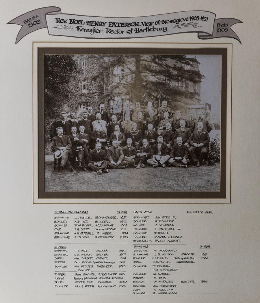 1909 Patterson
