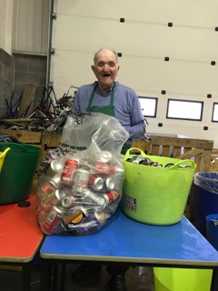 Recycling at Go Green