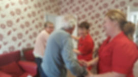Elderly Day Care Centre Uttoxeter The Ritz Room