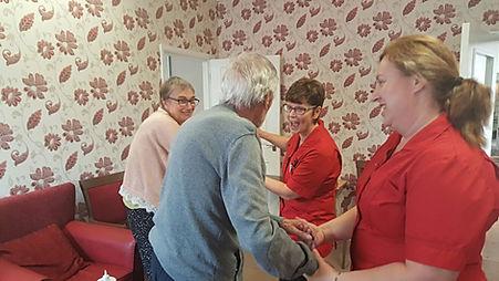 Day Centre for the elderly Uttoxeter