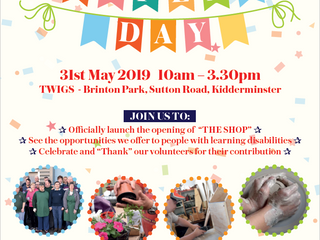 The Emily Jordan Foundation - OPEN DAY!