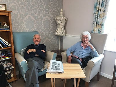 Elderly Day Care Centre Uttoxeter The Blue Room