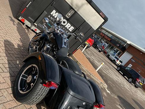 motorbike transport midlands