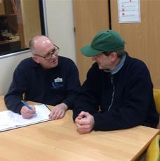 February - New Volunteers Start at Spokes