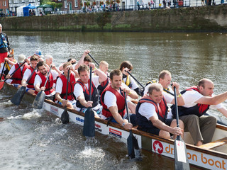 Dragon Boat Racing 2014