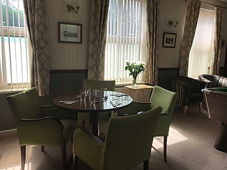 Elderly Day Care Centre Uttoxeter The Pub Room